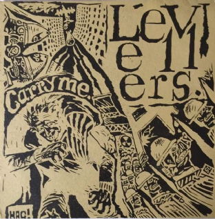 "Levellers - Carry Me EP (12"") (EX+/EX)"